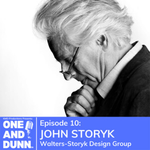 WSDG Founder, Architect and Acoustician John Storyk to be featured on One and Dunn Podcast on September 2021.