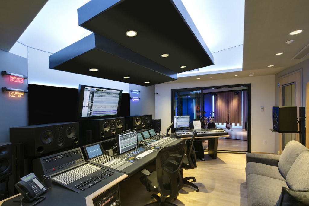 The MacPhails met WSDG to achieve a full up, professionally designed, acoustically superlative residential recording studio for their thriving audio production business. Studio.