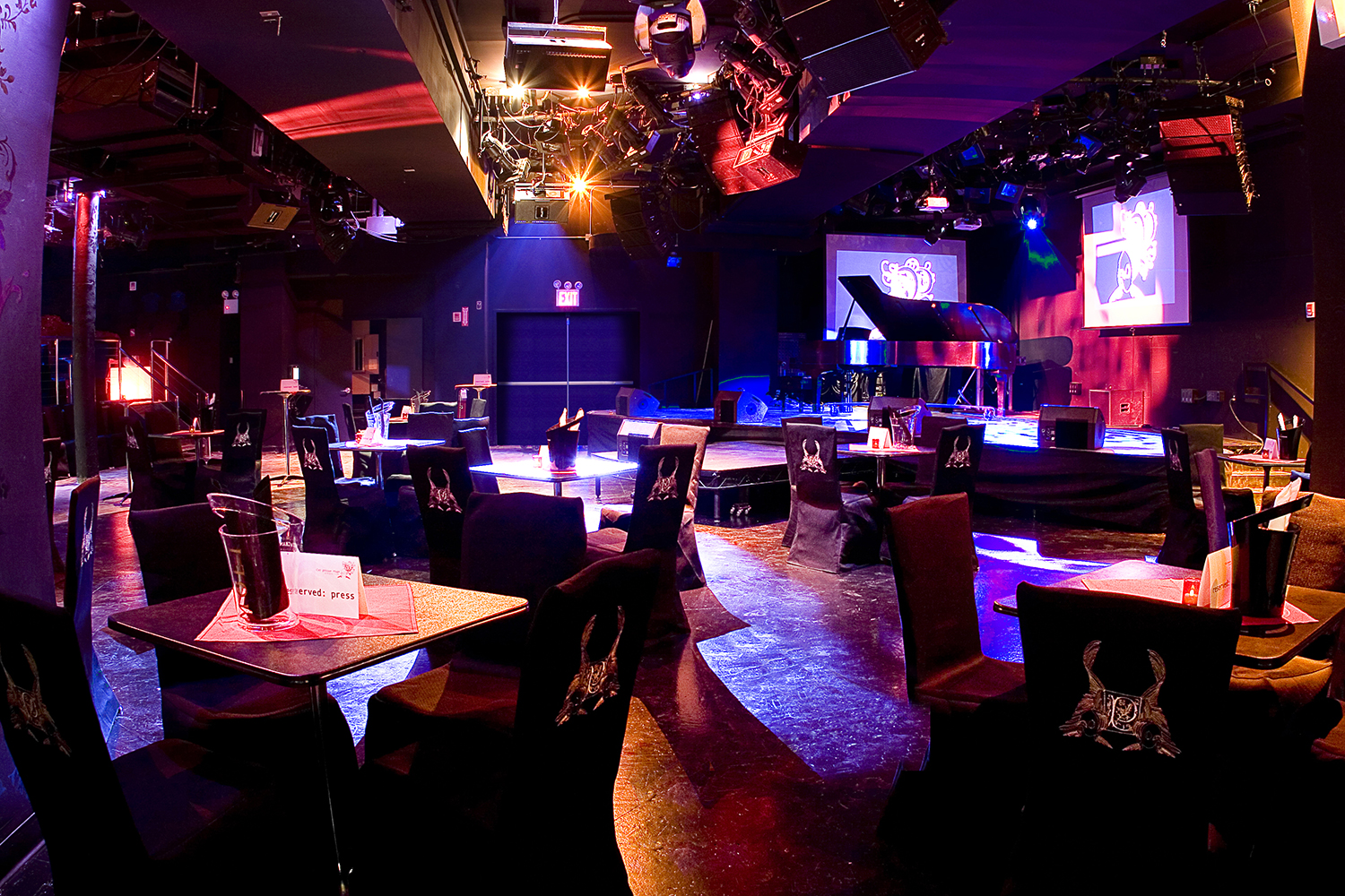 All about jazz club profile le poisson rouge wsdg for Poisson rouge