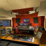 Former Cotton Hill Studios, now Magic Wig Productions. Designed by WSDG (Walters-Storyk Design Group). Control Room.