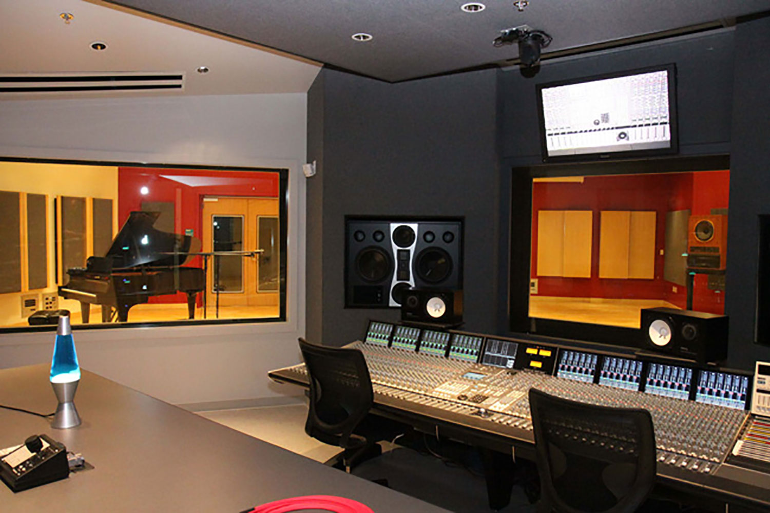 Cuyahoga community college wsdg for How to design a recording studio