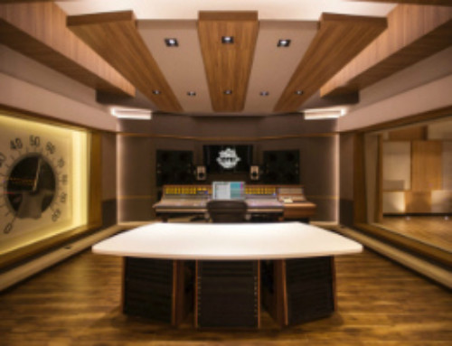 "Beijing's ""First World-Class Recording Studio"" Opens Its Doors"