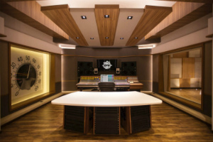 55TEC Studio in Beijing, China - New World-Class Recording Studio designed by WSDG owned by Li You