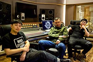 55TEC Studios in Beijing, China.