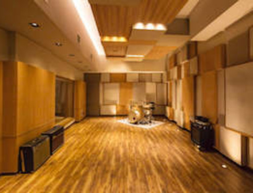 Design Firm Creates Leading Chinese Recording Studio