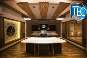 55TEC Studio in Beijing, China - New World-Class Recording Studio designed by WSDG owned by Li You - Nominated for the 33rd NAMM TEC Award