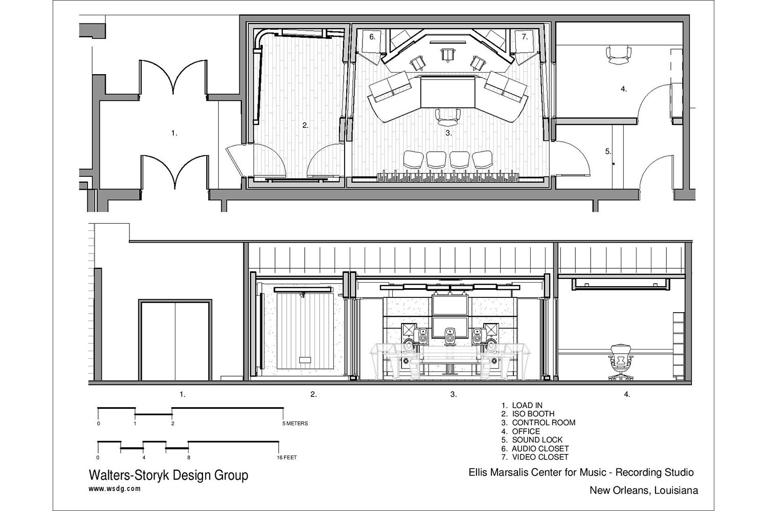 Recording studio floor plans architecture for Recording studio floor plans architecture