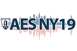 The AES (Audio Engineering Society) is hosting their 147th pro audio convention in New York city. WSDG will be attending with a booth and giving different lectures.