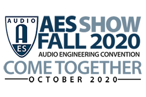 AES 149th Online Convention.