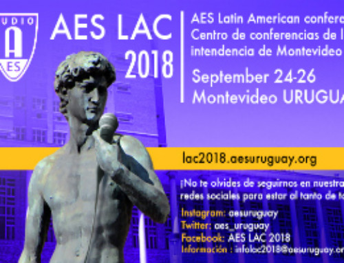 AES LAC 2018