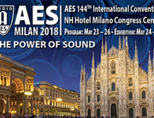 AES Milan 2018
