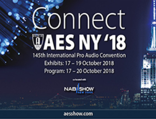 WSDG EXPOS & PANELS @ 145TH AES CONVENTION