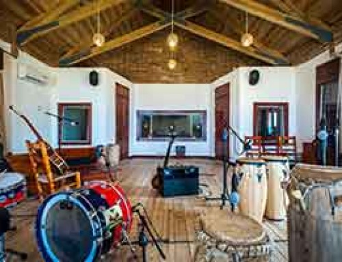 Jackson Browne And Friends Record in WSDG-Designed APJ in Haiti