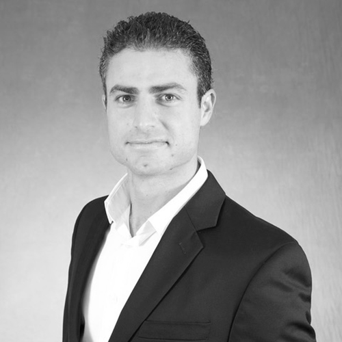 Andres Jatomblianski, Business Development Specialist at WSDG in Miami.