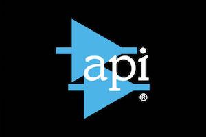 API Audio Logo