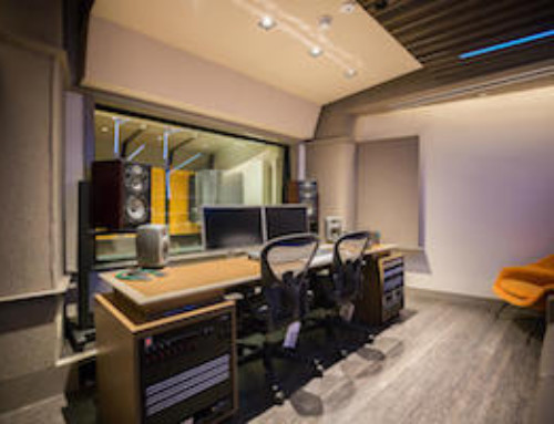 WSDG Helps Audible Recording Studios Expand NJ Footprint