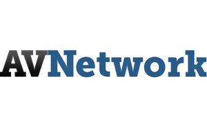 AV Network Magazine Official Logo