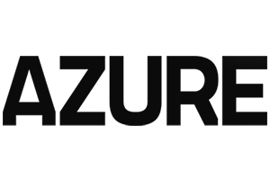 Azure, Architecture and Design magazine, Logo