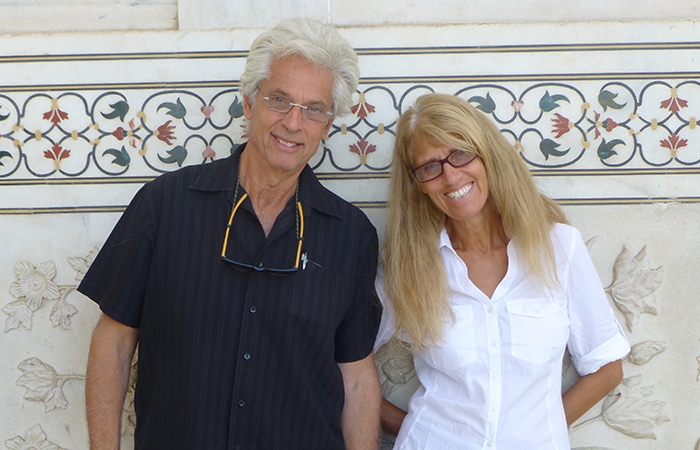 John Storyk and Beth Walters, Founding Partners at WSDG celebrates 50 years of the company this year in October at the AES 147th convention.