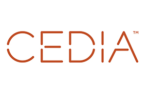 Cedia Expo in San Diego, CA. WSDG assisting the expo. Smart housing, home technology, residences.
