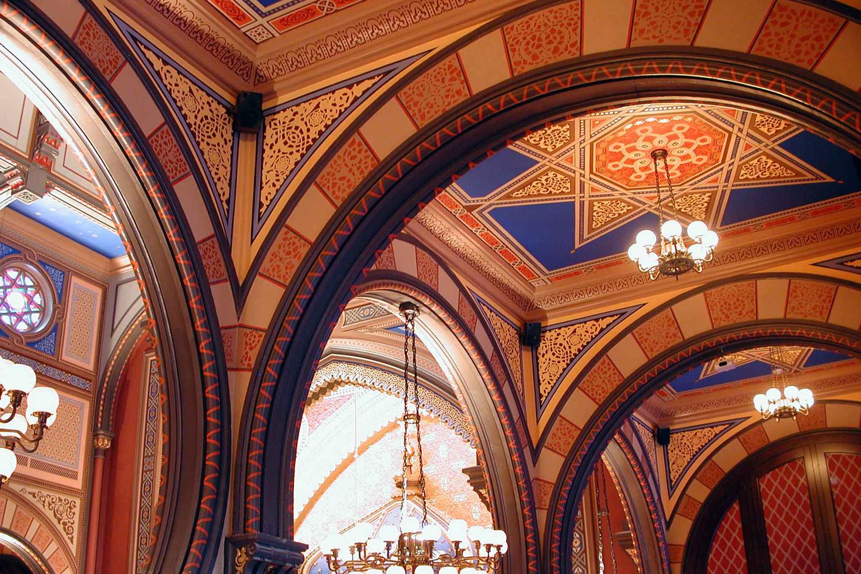 Central Synagogue - WSDG