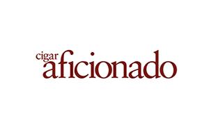 Cigar Aficionado Magazine Logo.