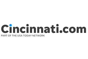 Cincinnati.com, the Enquirer, part of the USA Network, official logo.