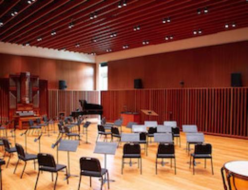 Design Merges Music, Worship, and Theology