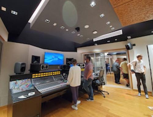 WSDG Designs Concordia University Irvine Studio Space