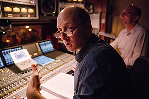 David Frost is the Metropolitan Opera of New York Music Producer and Engineer. WSDG has worked with him designing his private studio and in other related projects. David Frost recording and live mixing.