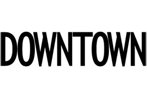 Downtown Magazine Official Logo.