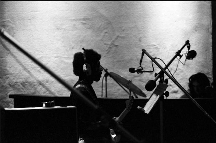 Electric Lady Studios, Jimi Hendrix recording. First John Storyk studio design. Eddie Kramer legendary engineer.