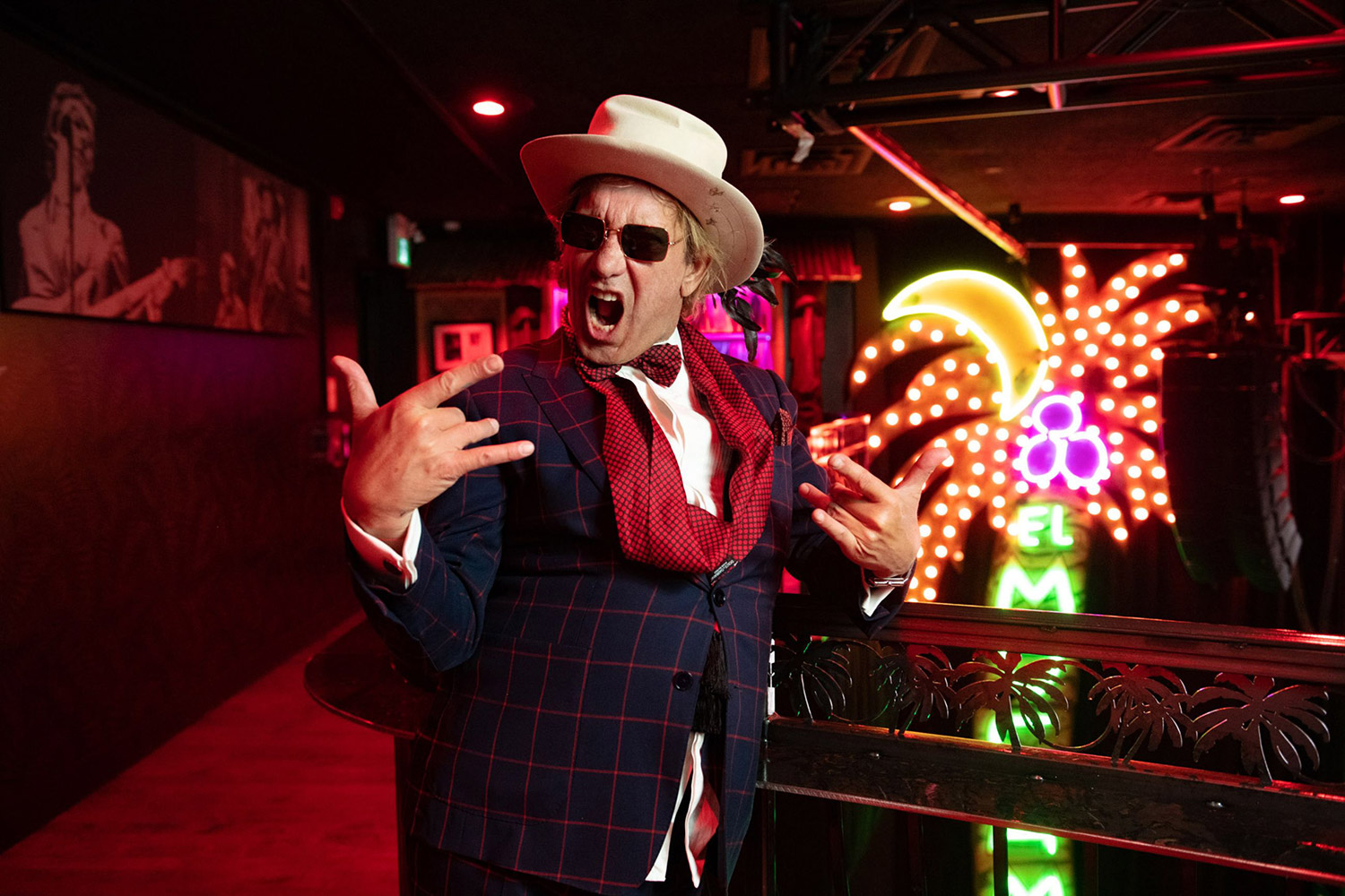 Michael Wekerle, owner of El Mocambo, commissioned WSDG for the renovation of the club.