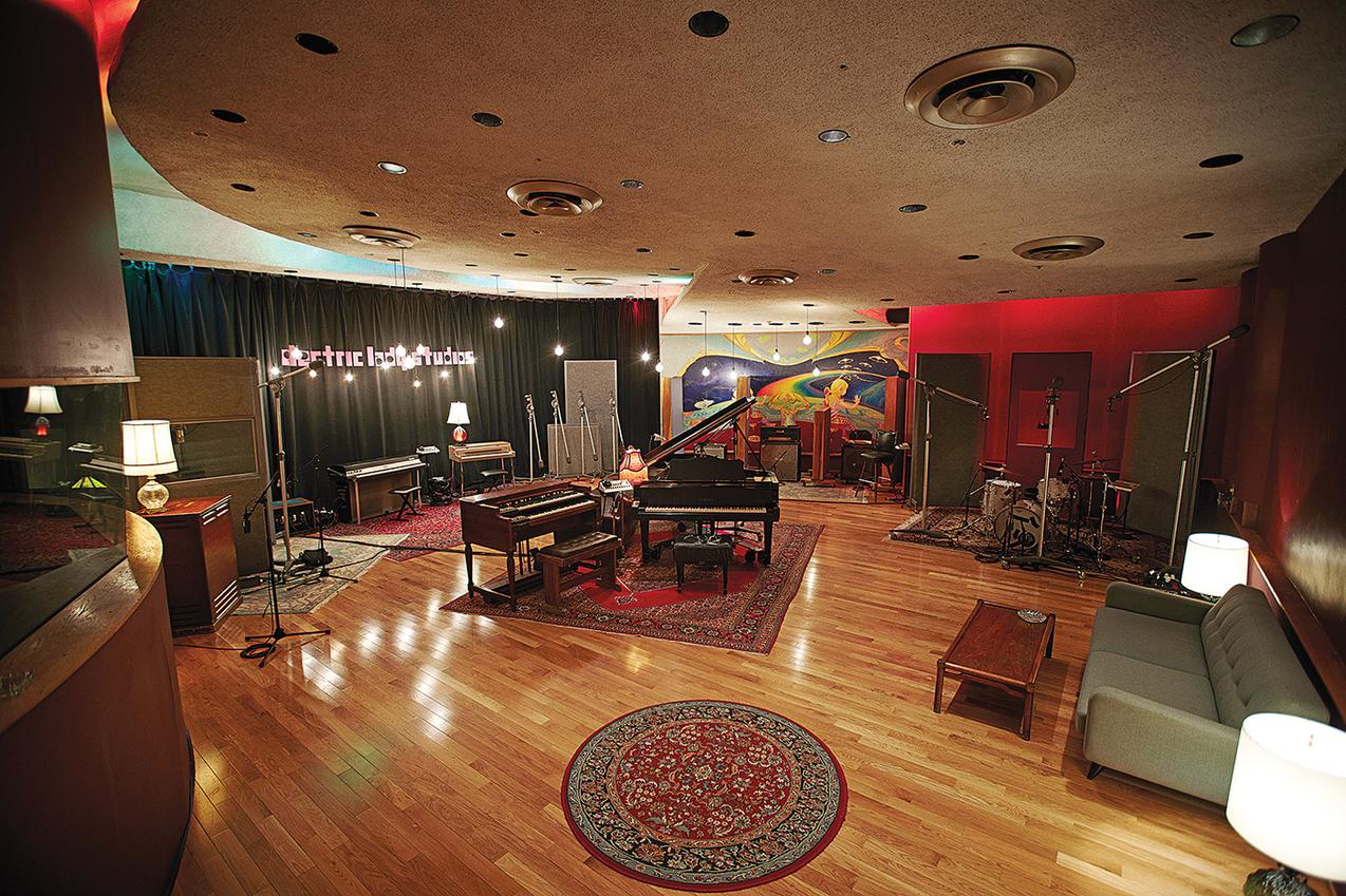 At age 50 and counting, Electric Lady is one of the world's first artist owned recording studios and one of the oldest, most famous and most successful studios ever. WSDG co-founder John Storyk was a 22-year-old fledgling architect fresh out of Princeton University when he was hired to design a studio for Jimi Hendrix.