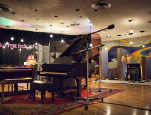 Show Us Your Space: Electric Lady Studios