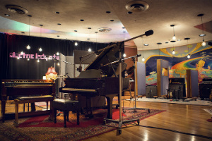 Electric Lady Studios, designed by John Storyk (WSDG) on 1969 - Jimi Hendrix's studio.