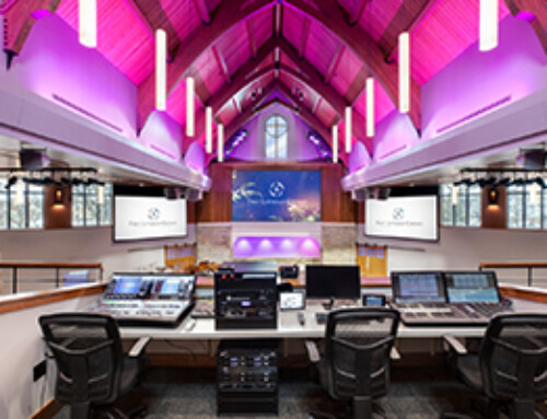 First Lutheran Church: Bridging Modern and Traditional Worship