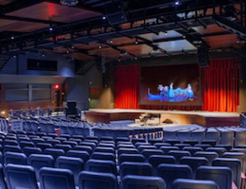 Goshen High School Auditorium Renovation Led By WSDG