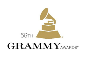 59th Grammy Awards, The Grammy's 2017 Logo