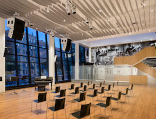 Community and Accessibility Take Centre Stage at the Harlem School of the Arts