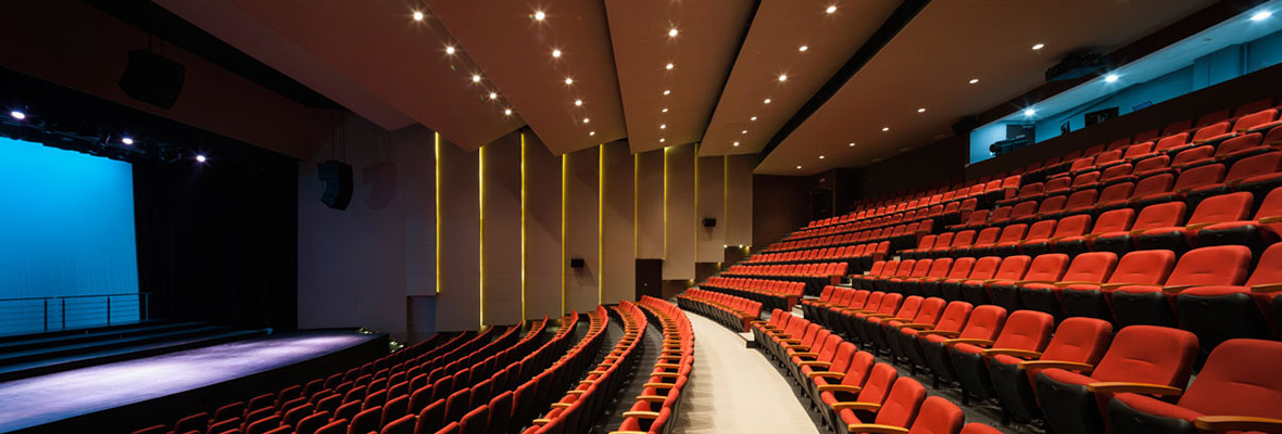 INTERNATIONAL SCHOOL OF PANAMA PERFORMING ARTS CENTER, Panama City, Panama