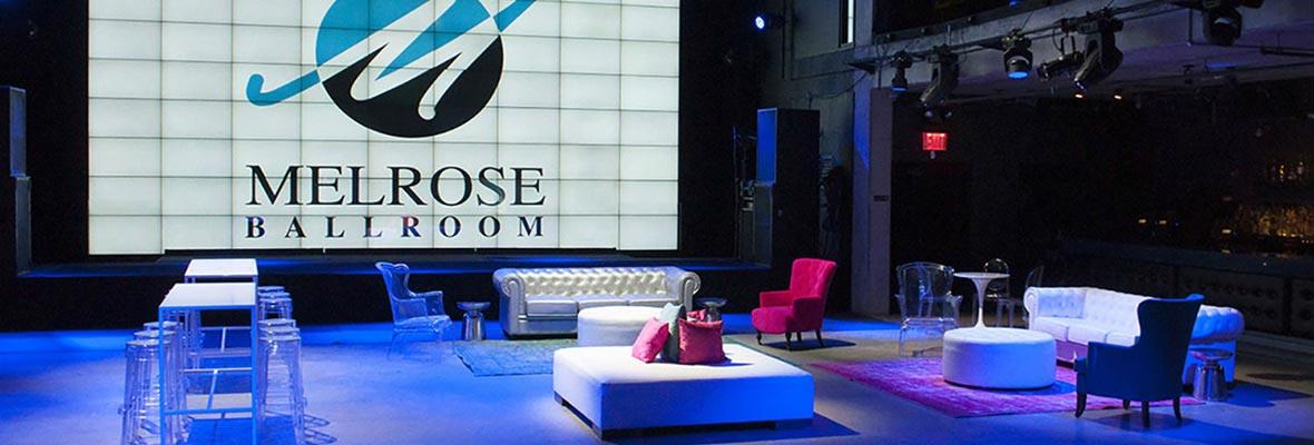 Melrose Ballroom in New York City