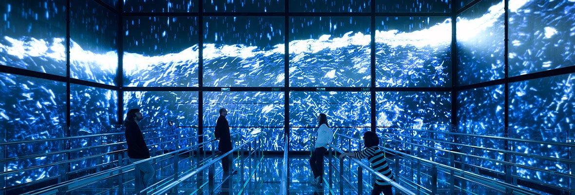 Shanghai State Grid Pavilion
