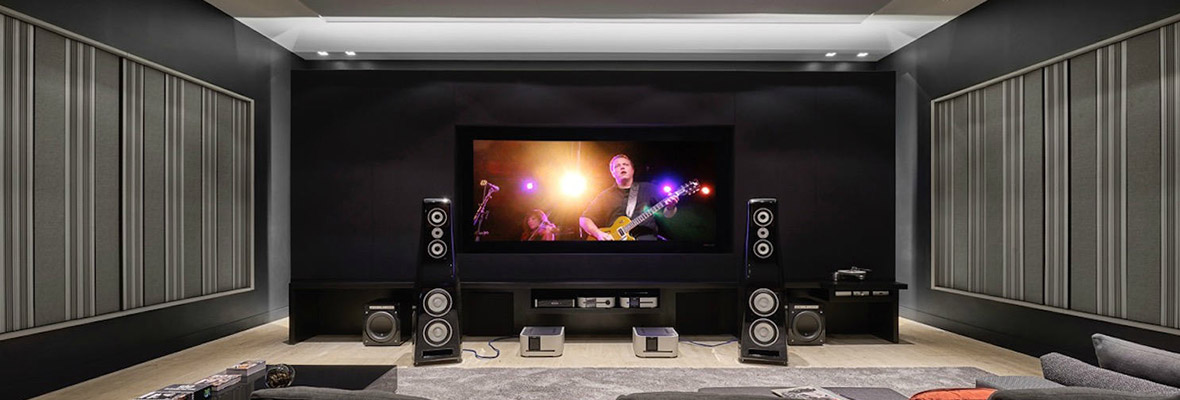 THE ULTIMATE HOME THEATER, Belo Horizonte, Brazil