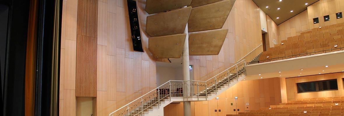 Theater Wolfsburg in Wolsfburg, Germany