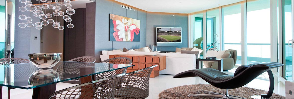 Turnberry Ocean Colony Residence located in Miami, FL