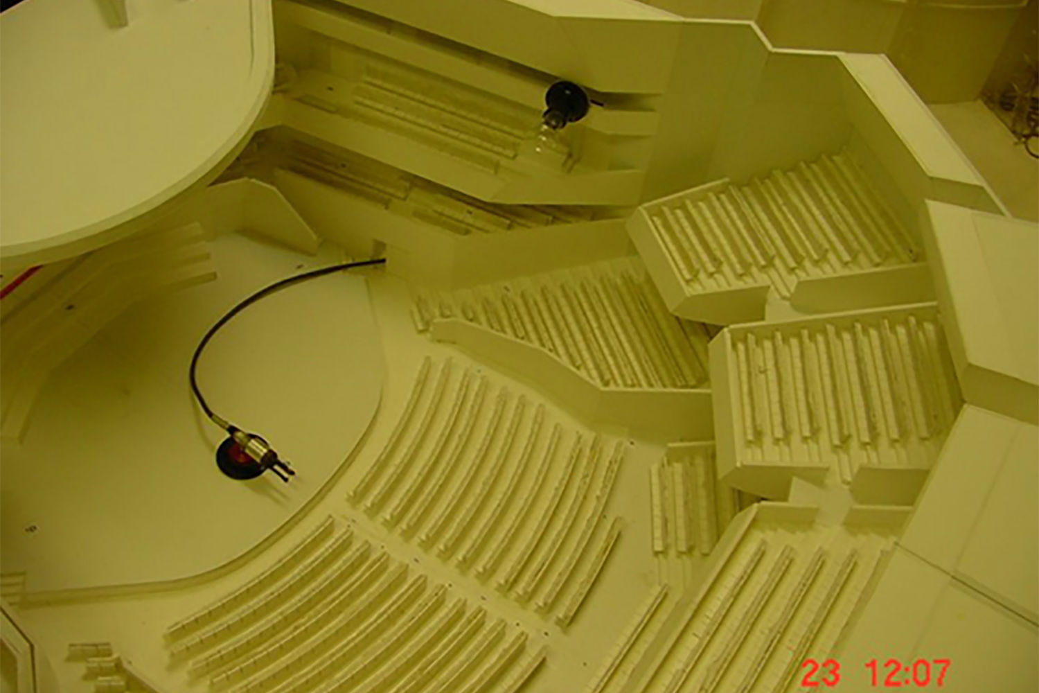 Moscow International House of Music in Moscow, Russia. ADA-AMC, a WSDG Company, was called for consulting and simulations on the room acoustics. Architecture and simulations.