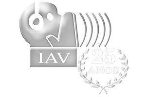 IAV, Instituto de Audio & Video Sao Paulo, Official Logo