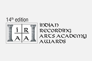 Indian Recording Arts Academy Awards - IRAA Official Logo