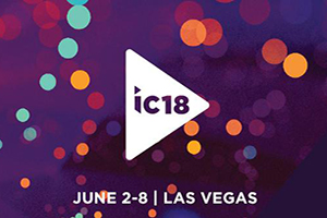 InfoComm 2018 in Las Vegas Convention Center. WSDG attending the conference.